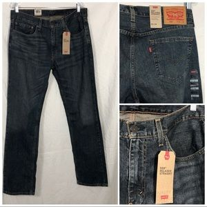 Levi's 559 Relaxed Straight Jeans Size 34